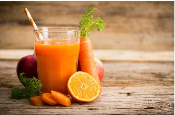 zumo zanahoria detox